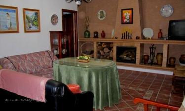 Villa Hortensias en Aracena a 14Km. de Fuenteheridos