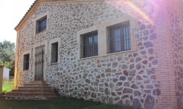 Finca Villa Paraíso en Aracena a 8Km. de Corterrangel
