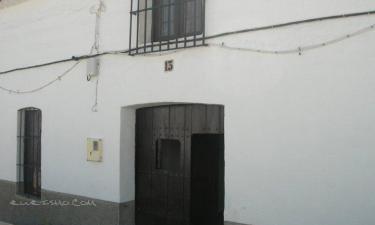 La Casa de La Nava en La Nava a 53Km. de Oliva de la Frontera