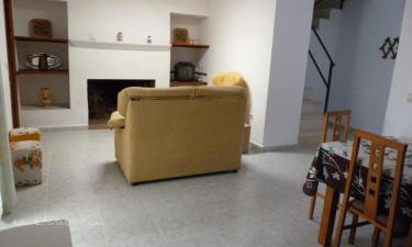 Casa Soqui en Aracena a 8Km. de Corterrangel