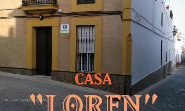 Casa Loren en Encinasola (Huelva)