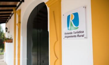 Casa Rural El Lagar de Doñana en Bollullos Par del Condado a 35Km. de Pilas