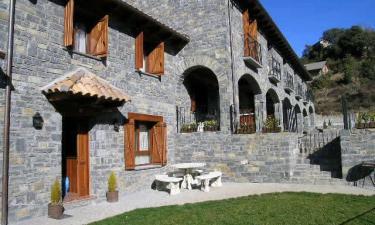 Casa Rural Ordesa 1 en Belsierre a 24Km. de Parzán