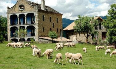 Casa Rural Casa Arana - Parque Nacional de Ordesa en Fiscal a 36Km. de Sabiñánigo