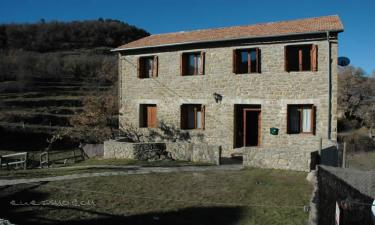 Casa Rural Casa Escuela Planillo en Fiscal (Huesca)