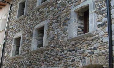 Casa Rural Pichuana en Benasque a 2Km. de Cerler