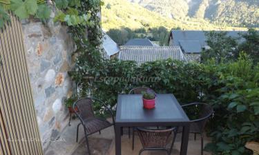 Casa Rural Casa Miquel en San Juan de Plan a 22Km. de Salinas de Sín