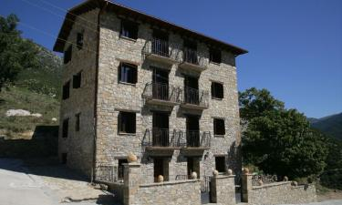 Casa Soltero  en Aguascaldas a 19Km. de Lascorz