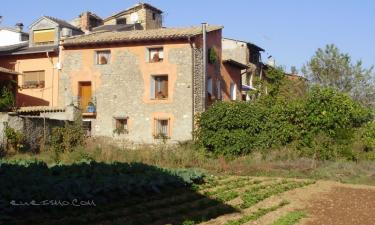 Paushada Real en Laguarres (Huesca)
