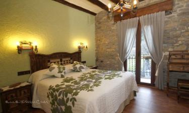 Casa Rural Perico en Borrastre (Huesca)