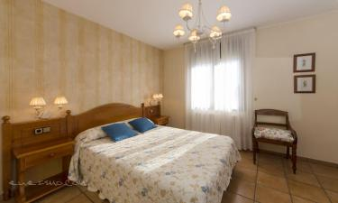 Foto3 Casa de Turismo Rural Casa Puyuelo (Habitaciones) Huesca Aragón