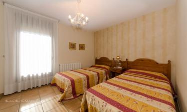 Casa de Turismo Rural Casa Puyuelo (Habitaciones)  Huesca Aragón