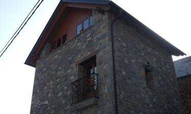 Casa La Bordeta Remondillo en San Juan de Plan a 21Km. de Eriste