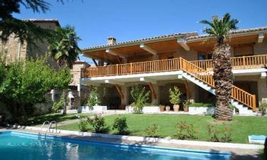 Casa Tura en Biscarrues (Huesca)