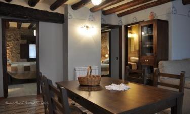 Casa Purroy en El Grado a 55Km. de Albelda