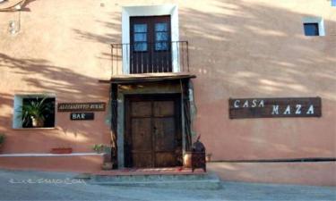 Casa Maza en Colungo a 19Km. de Mondot