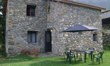 Borda Casa Solano en Ceresa (Huesca)