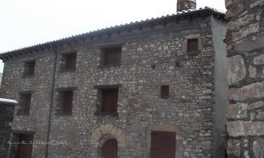 Casa Castillón en Foradada del Toscar a 5Km. de Lascorz