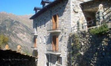 Casa La Abadía en Cerler a 7Km. de Eriste