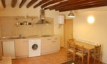 Apartamentos Casalierta en Lierta a 31Km. de Vadiello