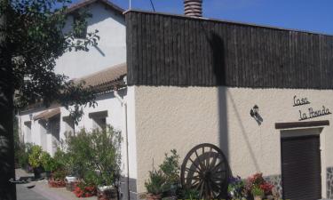 Casa rural la Posada en Santa Cilia de Jaca a 50Km. de Burgui