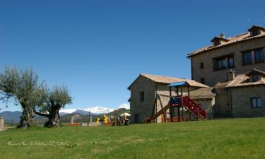 Casas Rurales Pirineo. Ainsa, P.N. Ordesa.