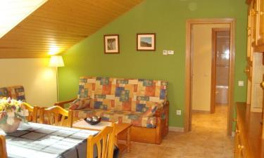Apt. Casa Modesto en Escalona (Huesca)