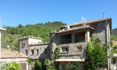 Las Bodegas de Claveria en El Humo de Muro (Huesca)