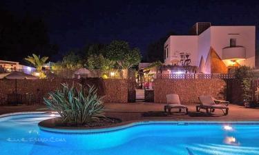 Villa Can Llucia Ibiza en Sant Antoni de Portmany (Ibiza)