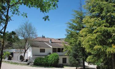Casa Rural Huerta del Cañamares en Cazorla a 18Km. de Nava de San Pedro