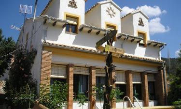 Casa Rural La Pendolera en Siles a 16Km. de Segura de la Sierra
