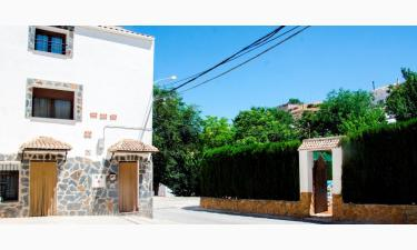 Alojamiento Rural Pelijas en Fontanar a 7Km. de Pozo Alcón