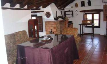 Casa Rural La Caseria de las Delicias en Alcalá la Real a 39Km. de Martos