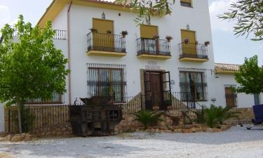 Casa Rural Hacienda Sierra del Pozo en Pozo Alcón a 16Km. de Belerdas