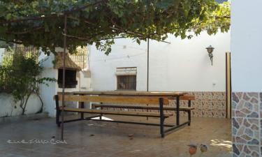 Casa Rural Cortijo fco Malena en Fontanar a 21Km. de Huesa