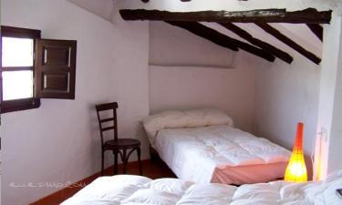 Casa Rural Casa La Loba en Quesada a 28Km. de Nava de San Pedro