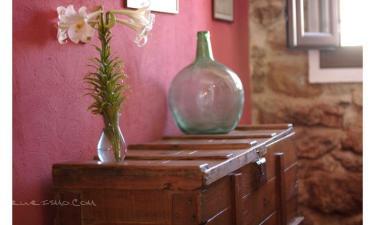 Casa El Tabaque en Chiclana de Segura (Jaén)