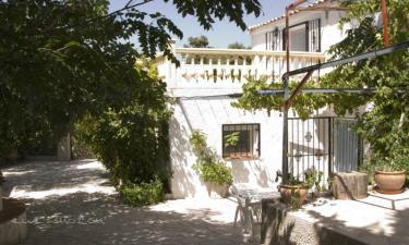 Cortijo El Descanso en Pozo Alcón (Jaén)