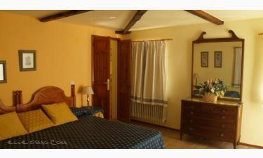 Casa Rural Molino la Farraga en Cazorla a 18Km. de Nava de San Pedro