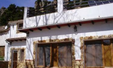 San Pedro en Cazorla a 1Km. de La Iruela