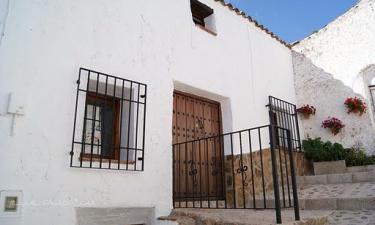 Casa Rural Casa María en Hornos a 37Km. de Gutar
