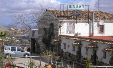 La Casería de Piedra en Jaén a 56Km. de Andújar