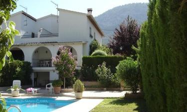 Casa rural Albulén en Cazorla (Jaén)