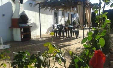 La Casa del Abuelo Jose en Marmolejo a 17Km. de Andújar