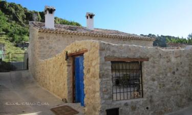 Casa Rural Alkaras en Santiago-Pontones a 27Km. de Segura de la Sierra