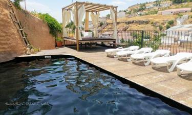 Alojamiento Andaluz en Fontanar a 11Km. de Cuevas del Campo