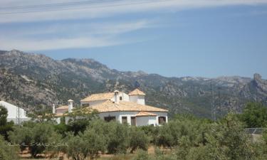 Casa rural las Talas  en Pozo Alcón (Jaén)