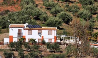 El paraje de Chircales en Valdepeñas de Jaén a 15Km. de Fuensanta de Martos