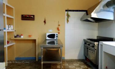 Casa Rural el Pomar en Jimena a 31Km. de Canena