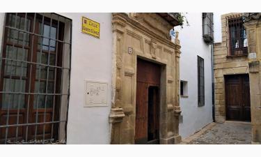 Casa rural Cerros de Úbeda en Úbeda a 18Km. de Canena